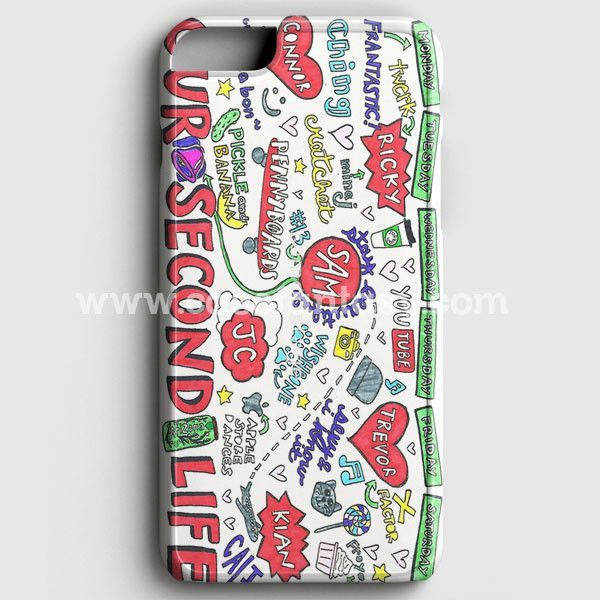 You Are Second Life iPhone 6/6S Case | casefantasy