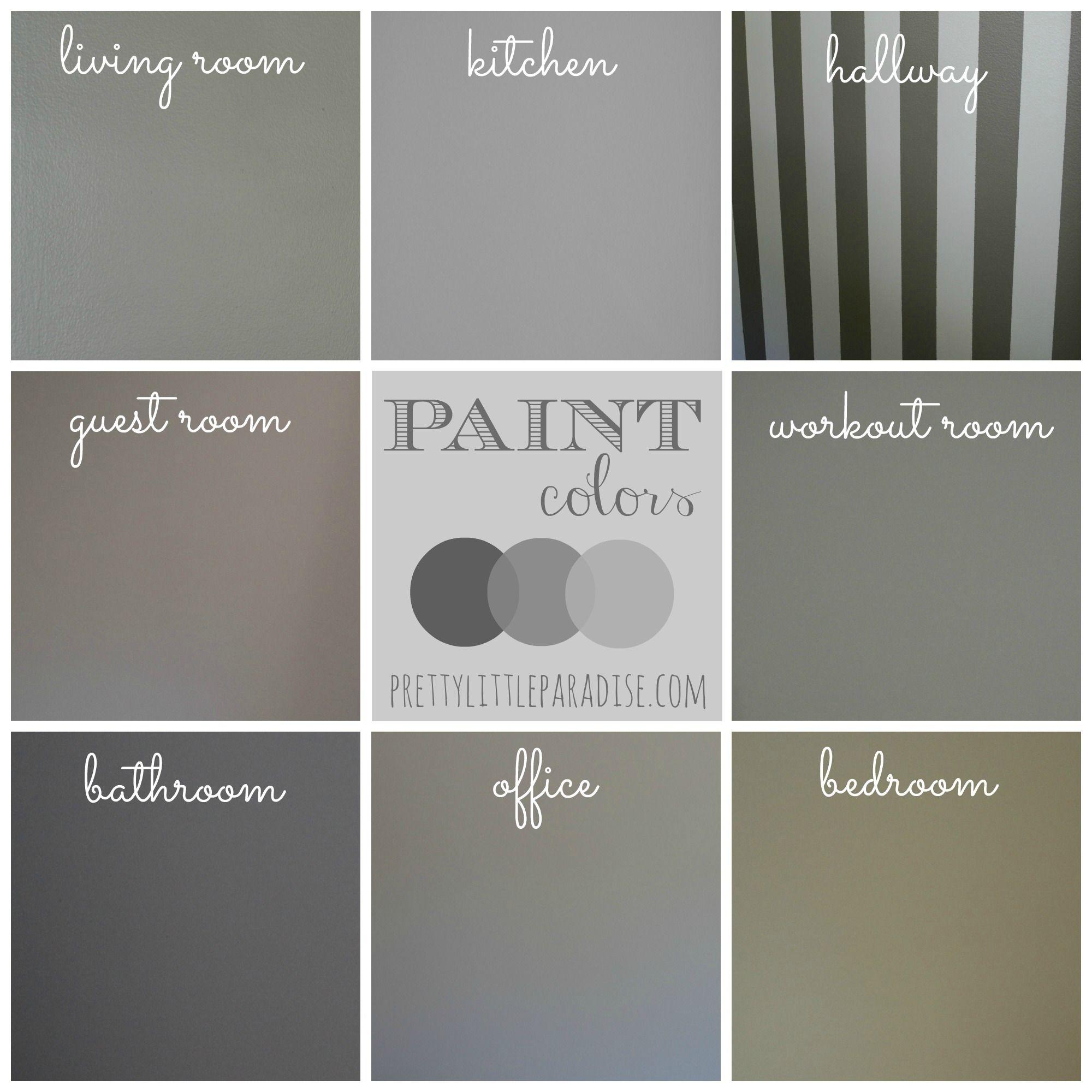 Pretty little paradise blog tour de paint grey for Pretty neutral paint colors