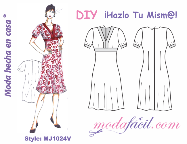Download free patterns for women summer dress empire waist available ...