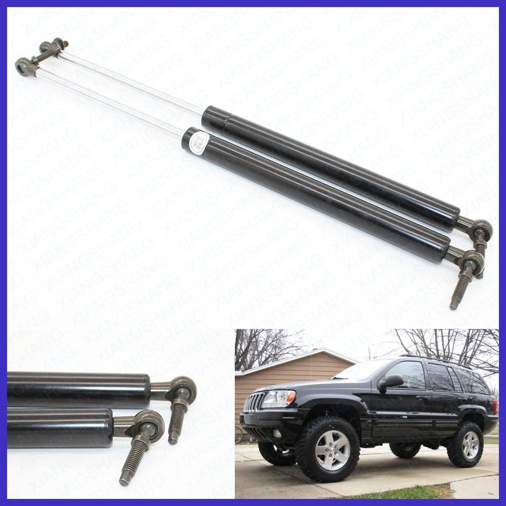 2pcs Rear Tailgate Boot Gas Charged Struts Lift Support