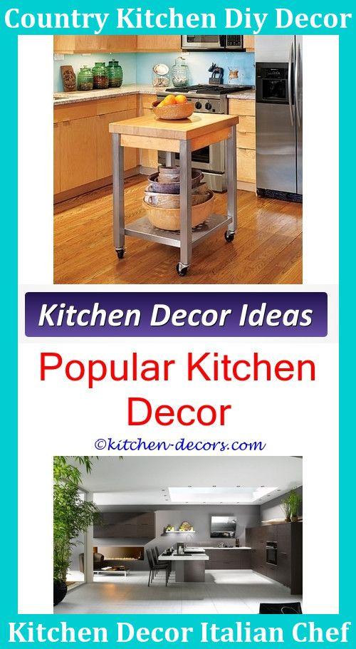Simple Kitchen Decoration Rustic kitchen, Kitchen decor and