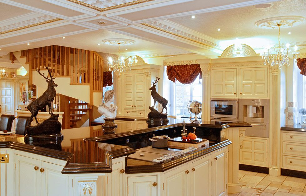 Attractive Bespoke Kitchen Case Studies | Broadway Kitchens Birmingham