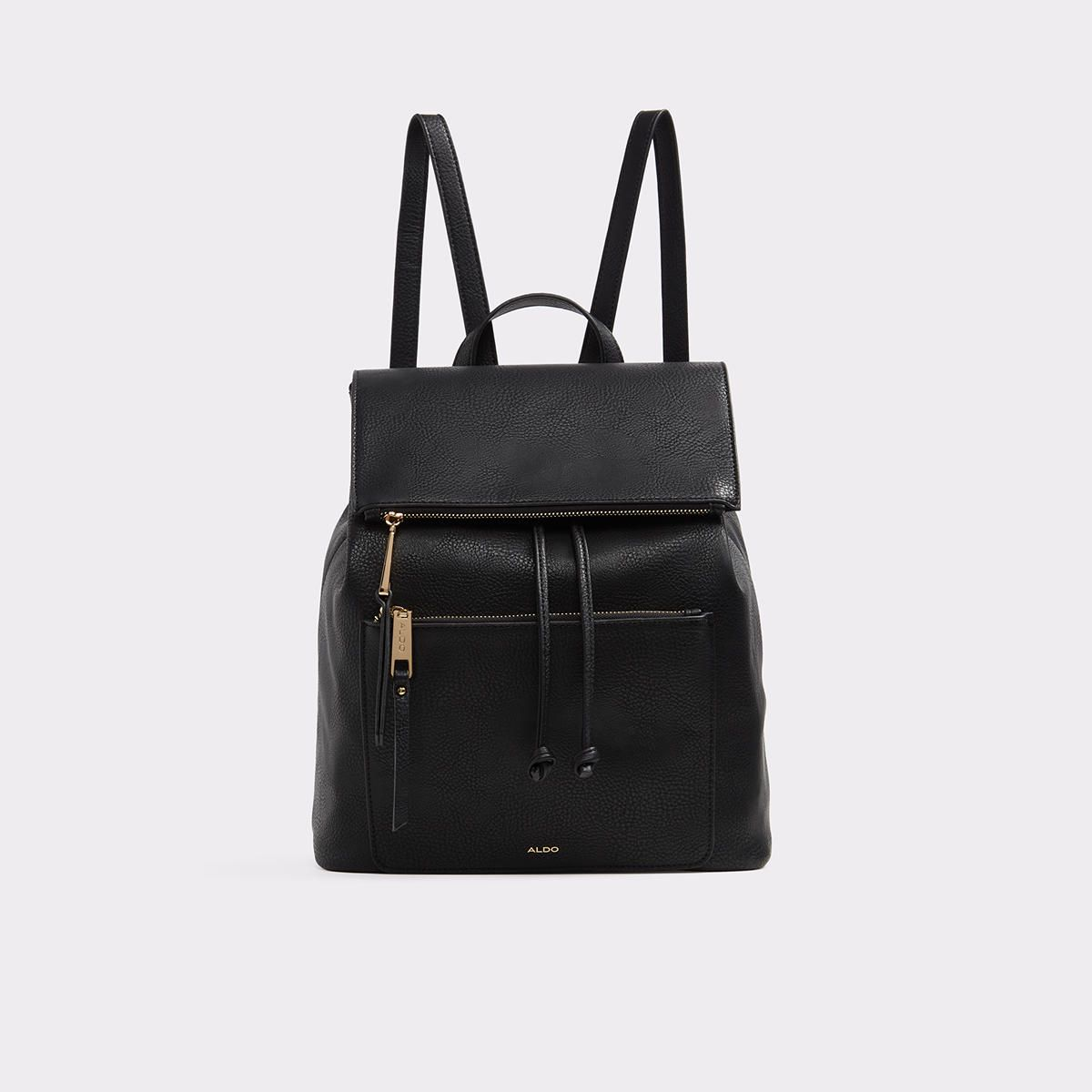 11dfae595 Ociraria For the ultimate urban look this season, an elegantly understated  backpack is the way to go. Featuring a drawstring knot detail and front  pocket ...