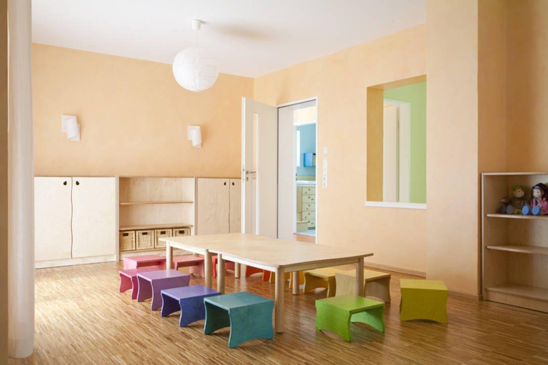 Moderne Kindergärten innovativ und kindgerecht Kinder