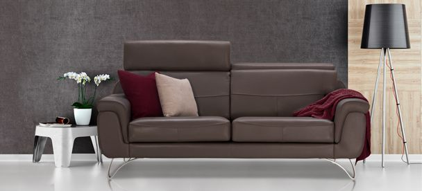 Apartment Sofa Rome Modern Style Europa Collection