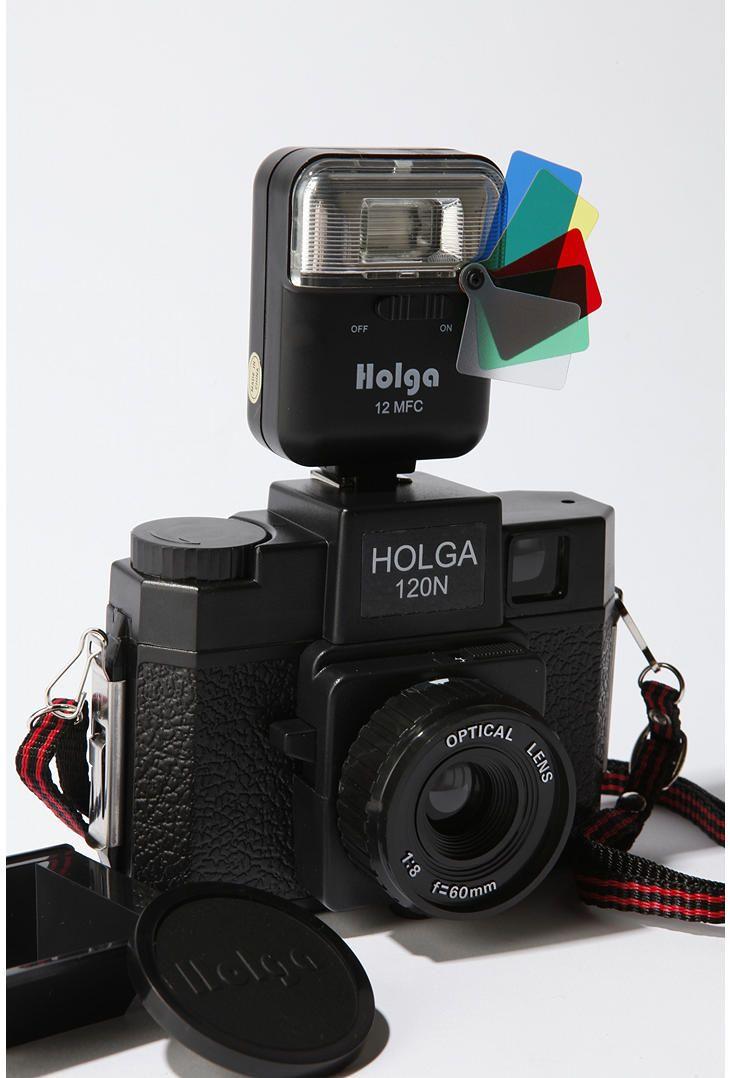 Holga Starter Kit, $68, Urban Outfitters
