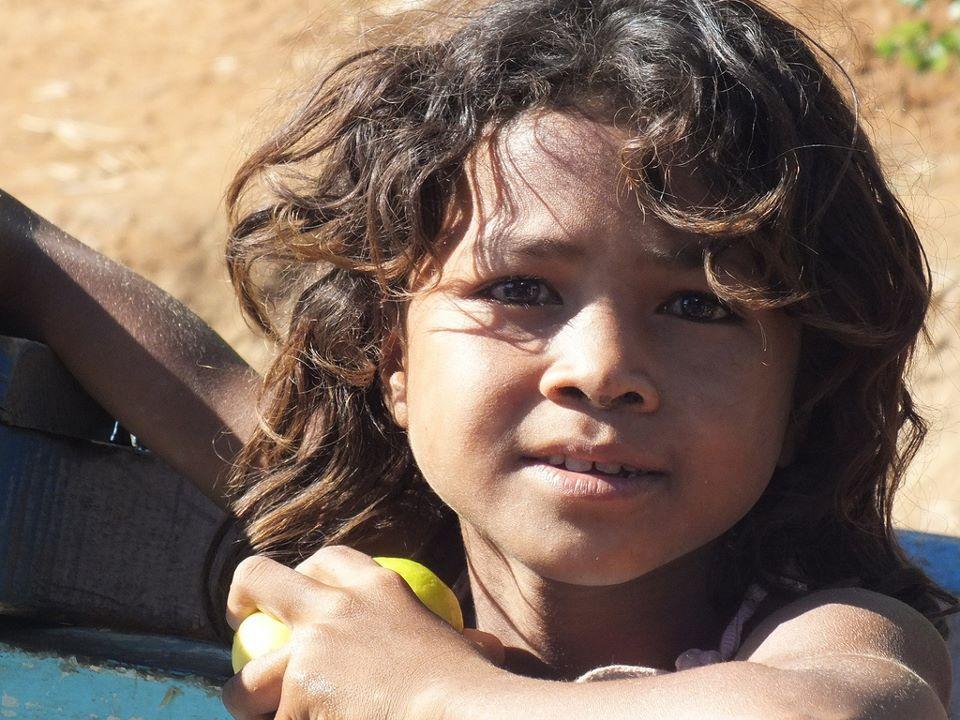 Malagasy girl Photo by © Sandra AngersBlondin