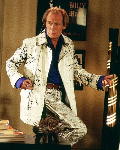 Best Christmas Movies Of All Time: Bill Nighy; Never Disappoints. Loved Him In Love Actually