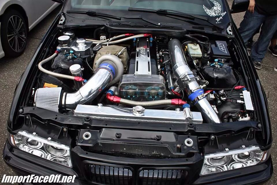 Always have wanted to do a 2jz swap | Cars | Bmw e36, Bmw