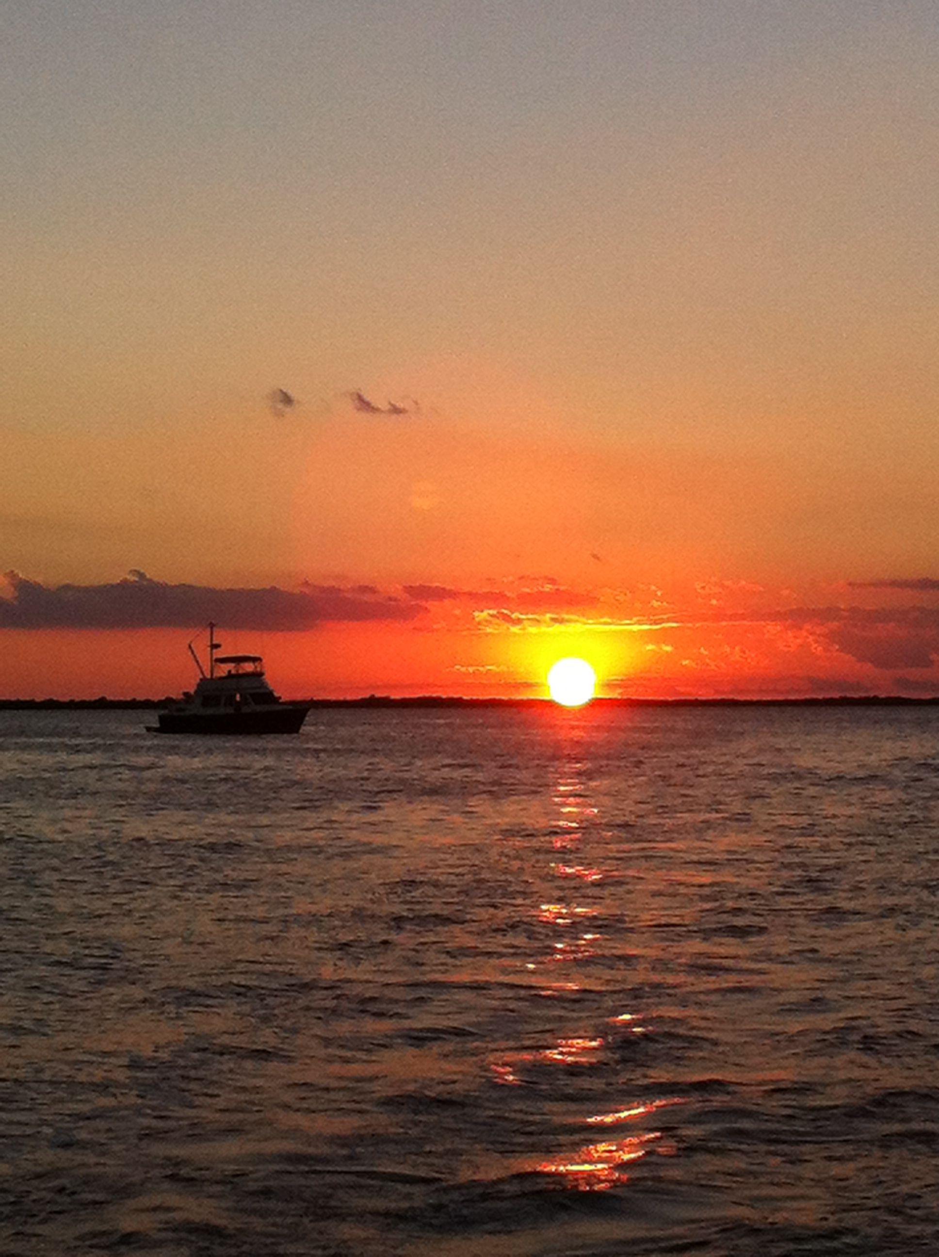 Sunset Florida Keys Florida Keys Sunset Florida