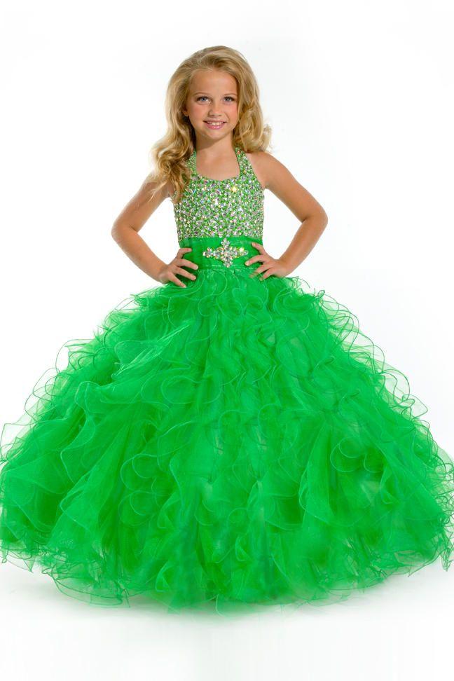 Sameno Fashion Floral Baby Girl Princess Bridesmaid Pageant Gown Birthday Party Wedding Dress