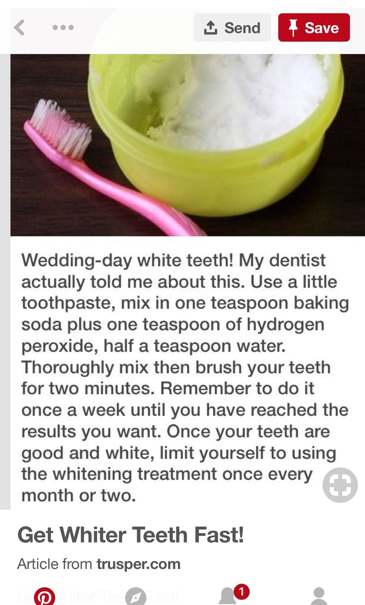 Pin by Queen👑 💕 on Self care ‼️‼️‼️‼️ My dentist, Baking