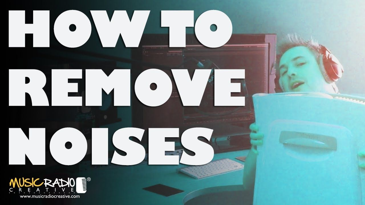 How to remove background noise in adobe audition adobe