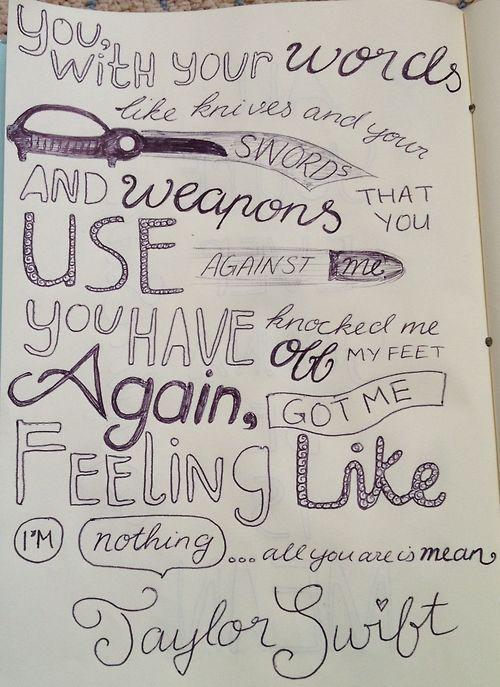 Pin By Karly Martinez On Taylor Swift Lyrics Quotes Taylor Swift Lyrics Taylor Swift Songs Taylor Lyrics