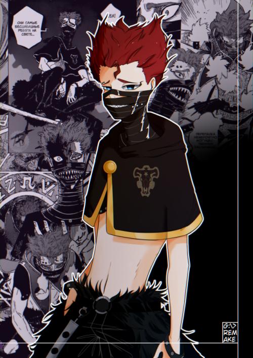 Zora Ideale Black Clover Blackclover Anime Manga Plusultra Black Clover Manga Black Clover Anime Anime