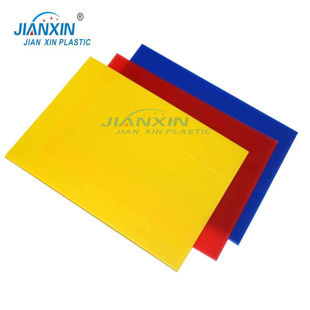 The Coroplast Sheets Are Washable Chemical Resistance And