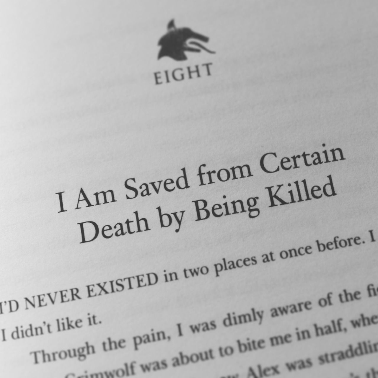 How To Identify A Rick Riordan Book Epic Chapter Titles