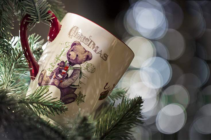 Original Chrismas decoration - Cosy&Trendy #coffee #chrismas #mug #decoration #cosyandtrendy