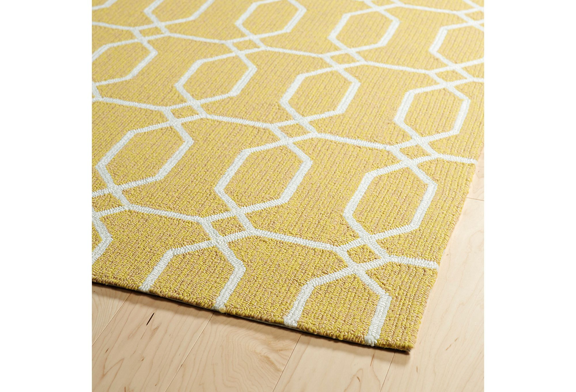 Sunroom Inspiration Irvyn Outdoor Rug Gold Durable Designs One