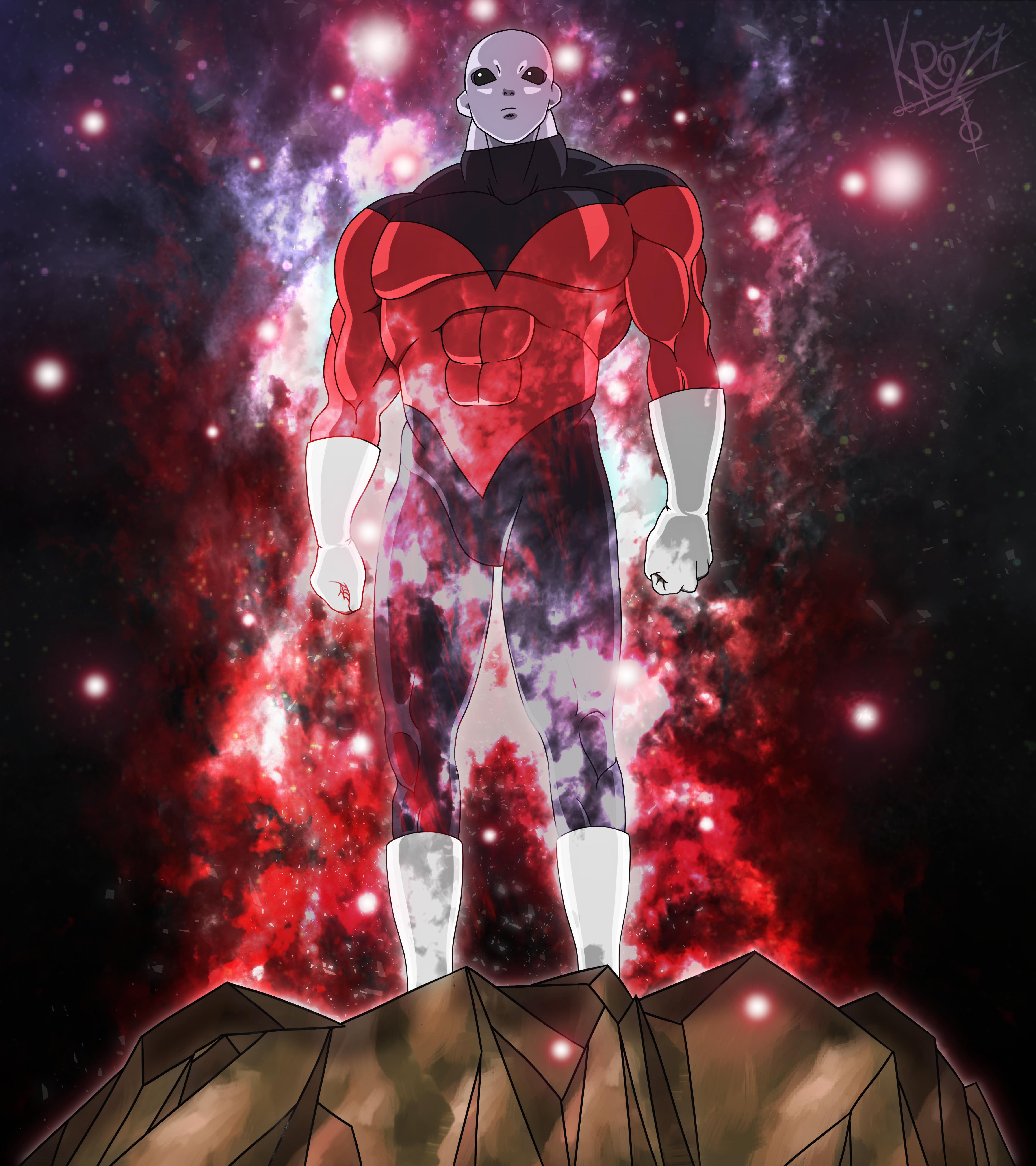 Jiren Full Power Universe 11 Por Secrethet Anime Dragon Ball