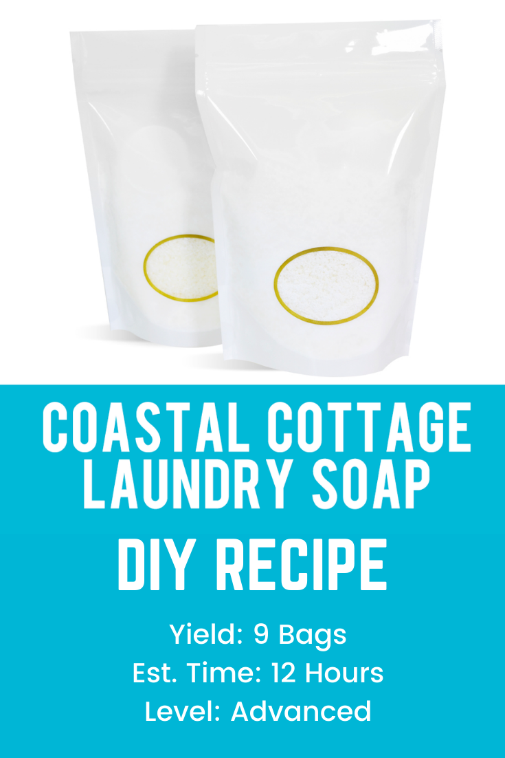 Coastal Cottage Laundry Soap Recipe Wholesale Supplies Plus In