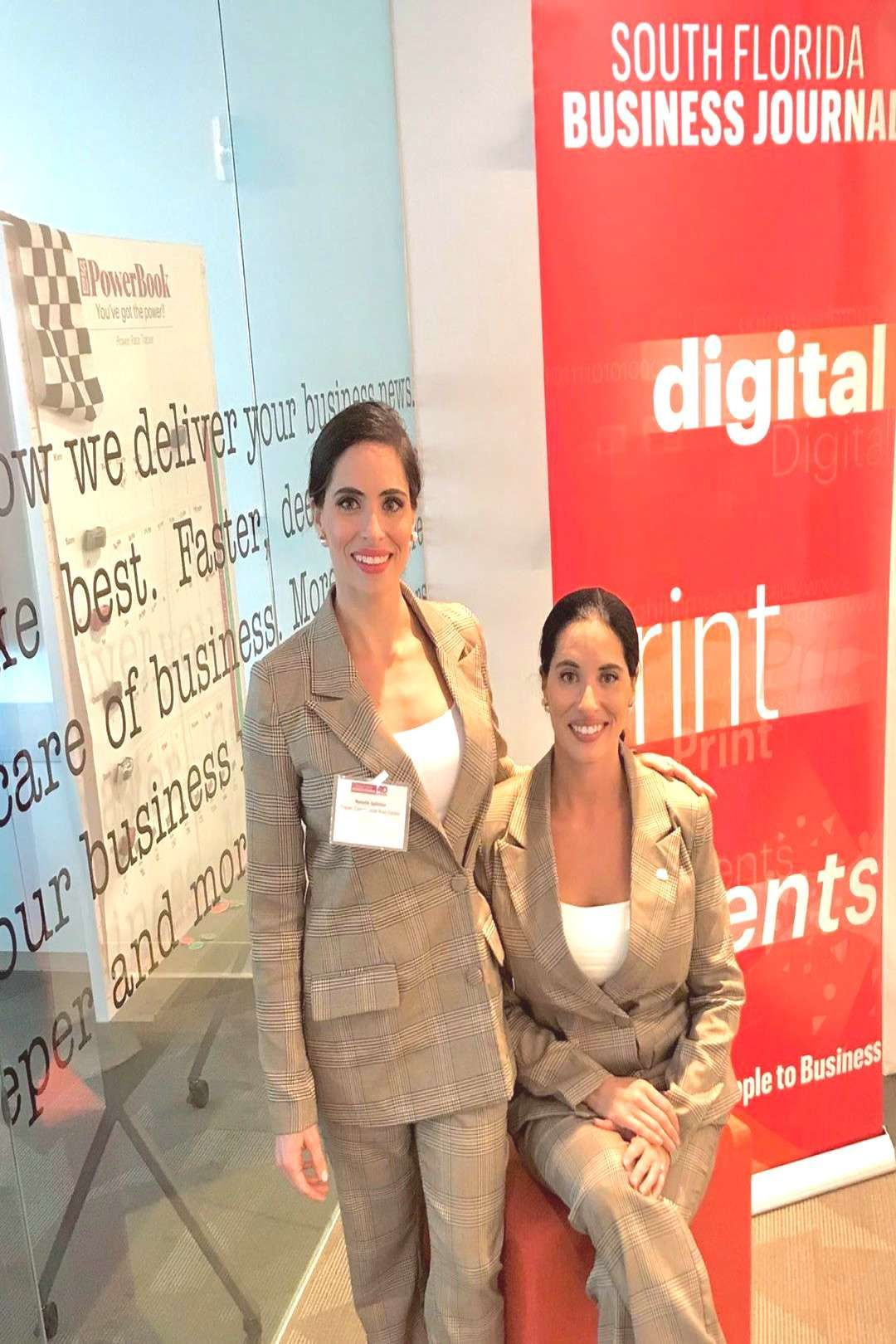 #peoplepeople #networking #business #journals #standing #florida #office #south #the #2 Networking @ the South Florida Business Journal's office. . . . .You can find Real estate articles and more on our website.Networ...