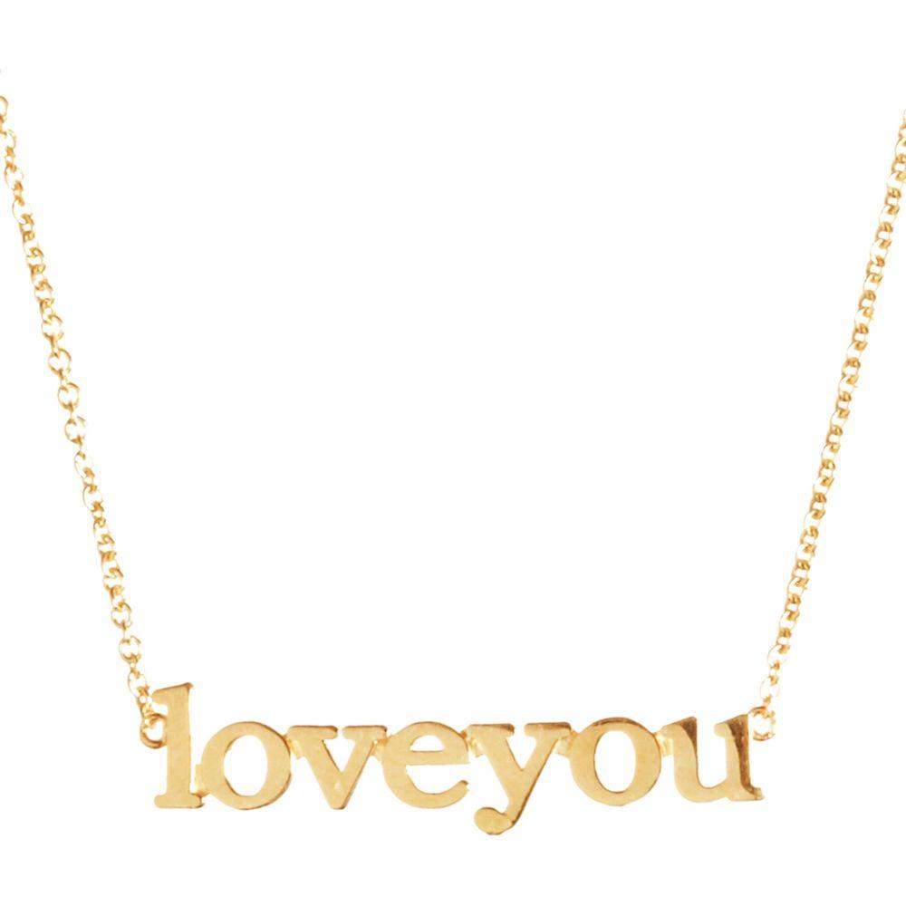Womens I Love You Necklace Jennifer Meyer vY5pWif