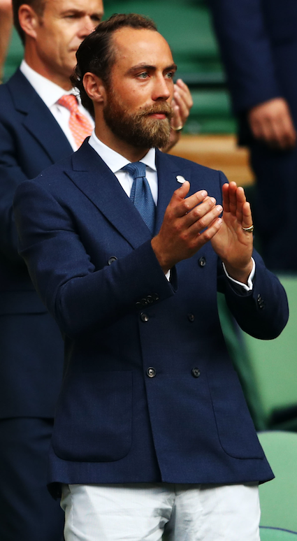 James Middleton Who Is Kate And Pippa S Younger Brother Is He In A Relationship And What Is His Job Meghanmar James Middleton Kate And Pippa Pippa And James,White Kitchen Cabinets With Carrara Marble Countertops