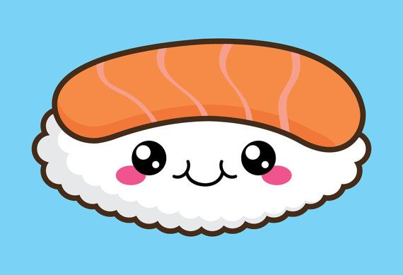 kawaii clip art kawaii sushi clip art kawaii sushi clipart cute rh pinterest co uk sushi clip art free sushi clipart kawaii