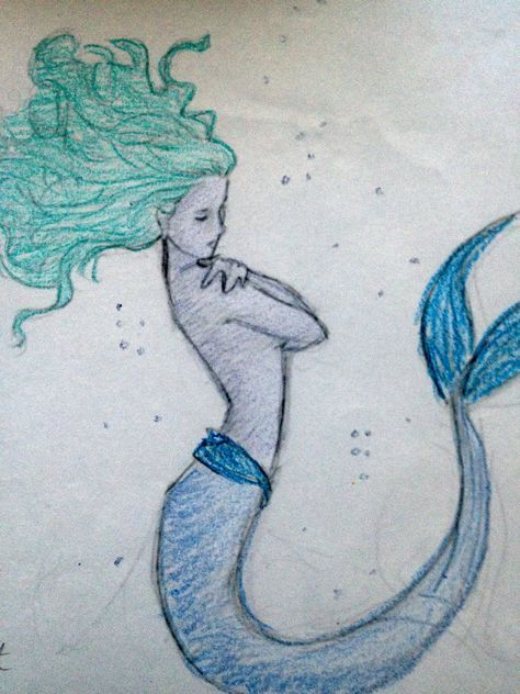 38+  ideas for drawing poses mermaid tattoo ideas