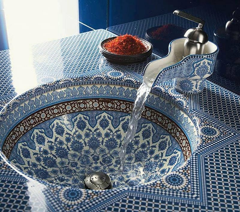 This is how the Ottoman beauty ensoul the modernity!