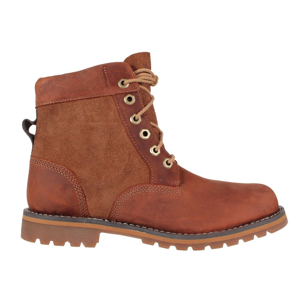 Timberland Larchmont 6 in Boot 6851B M/M medium brown