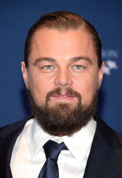 Leonardo Dicaprio Leonardo Dicaprio Beard Beard Styles Round Face Men