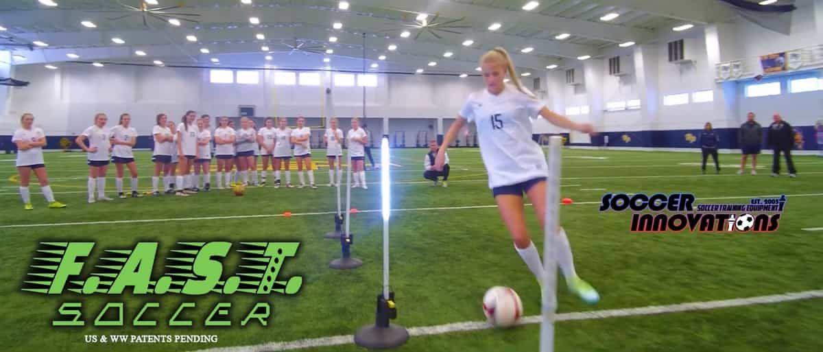 Fast soccer system soccer training soccer training