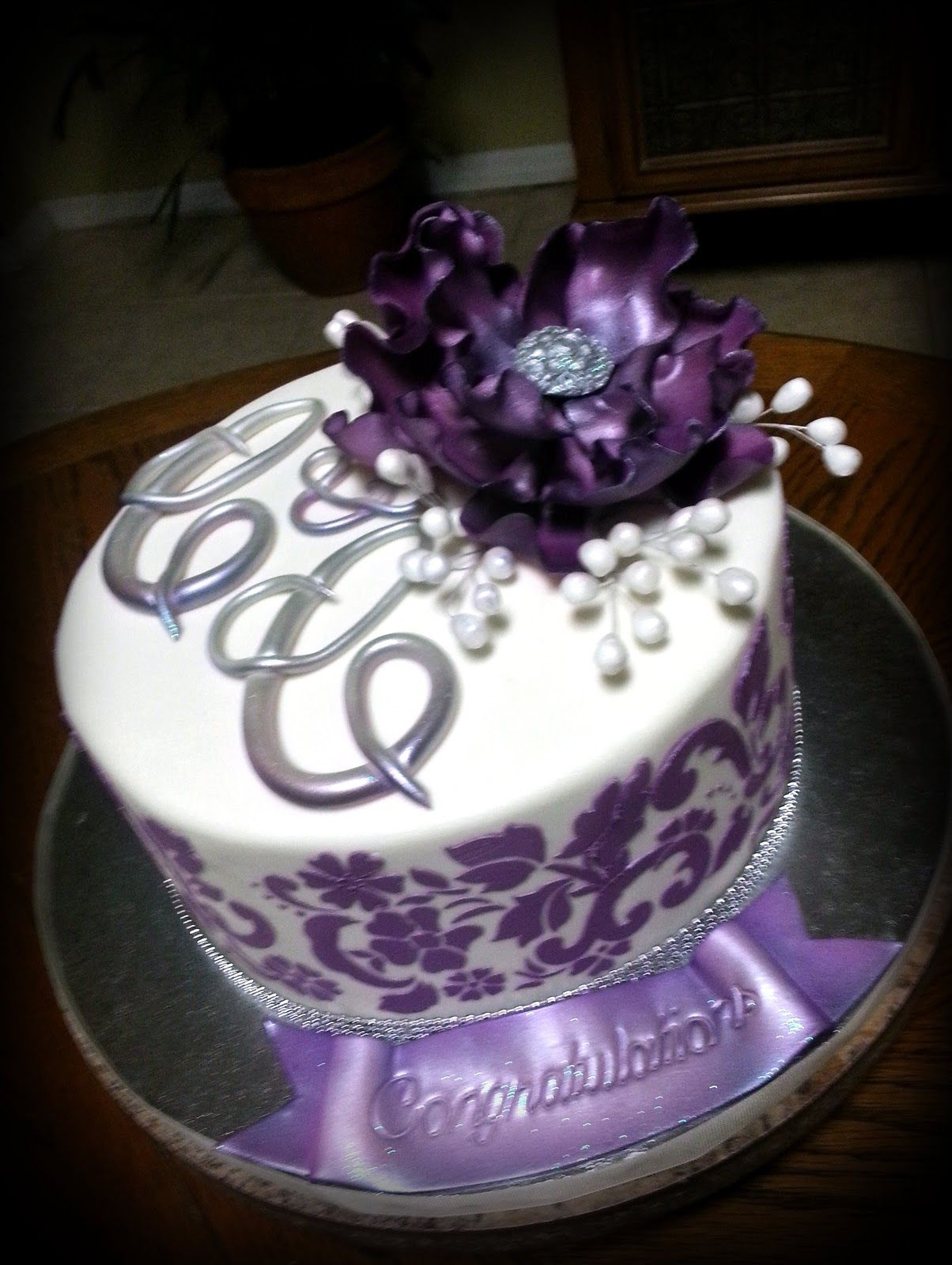 Vintage Wedding Cake With Images 21st Birthday Cakes