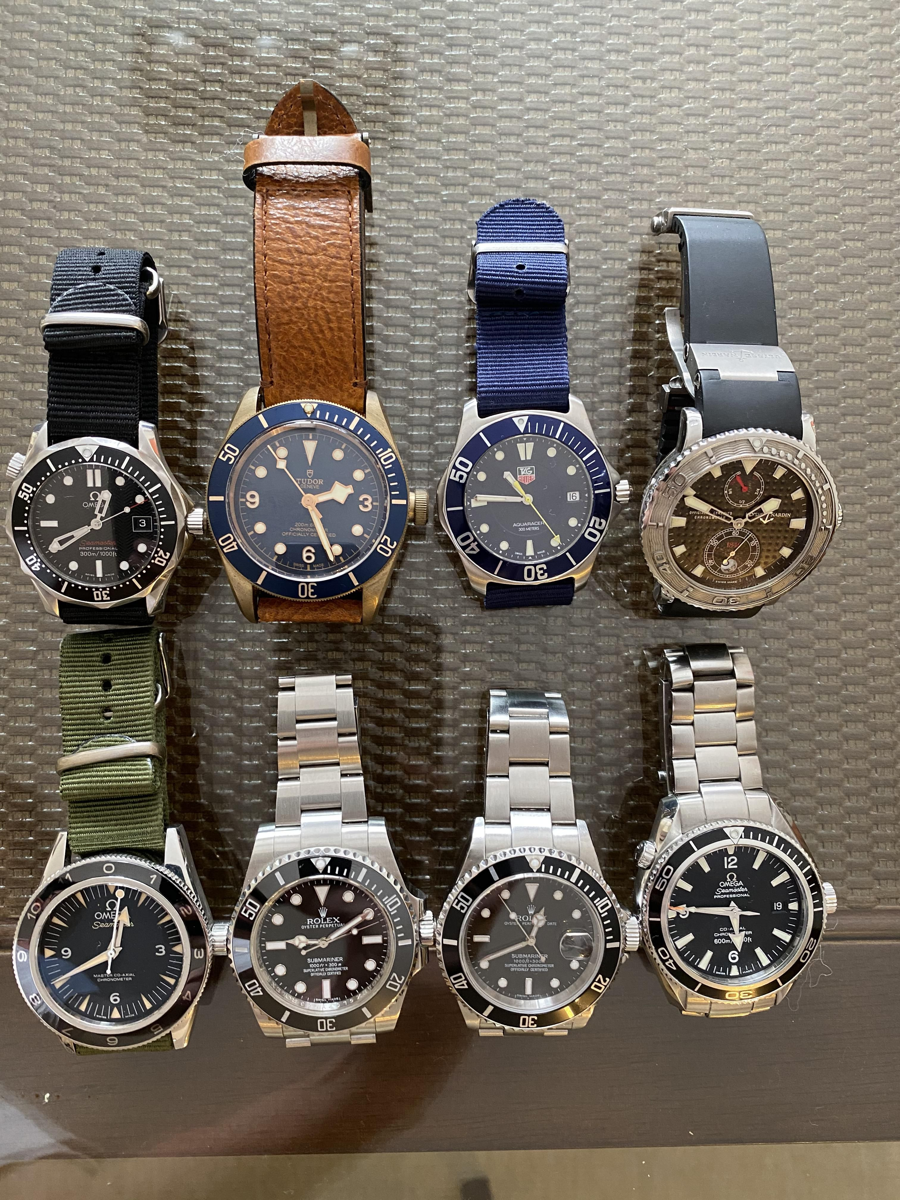 [Grand Seiko] Strap options help #menwatches #