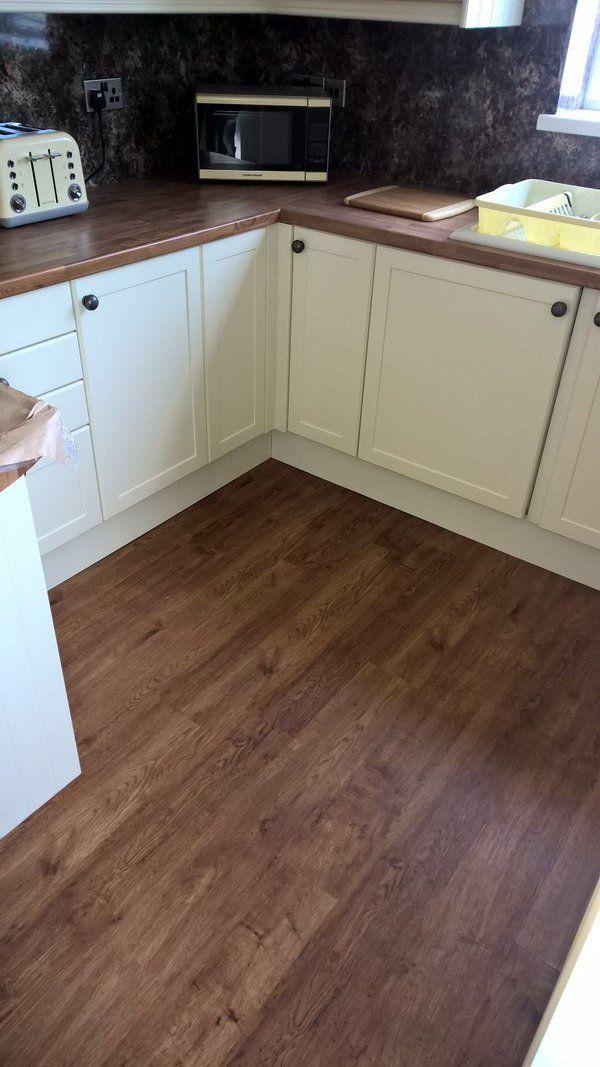 Polyflor Camaro Lvt Vinyl Tiles Wood Plank Design Flooring Fitted Throughout House By Paul Hood Son Hull Local Nationwide Ideas Bathroom