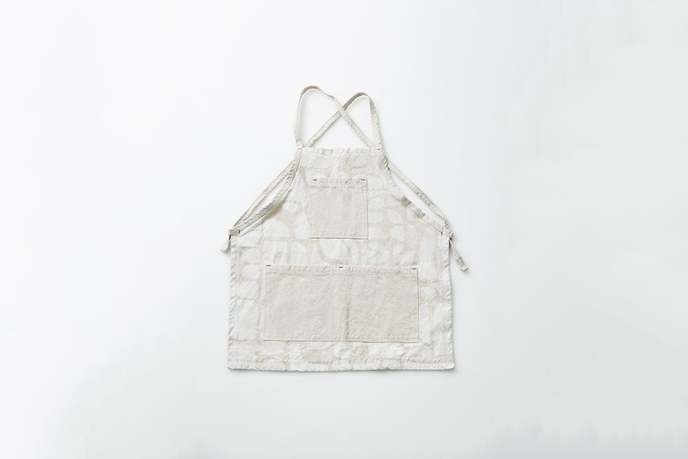 The apron is a versatile garment—equally functioning to protect clothes from the dirtiest of labor, or to signify gentility and hospitality. It can be associated with cooking, cleaning, and hard work and, for many, is a symbol of home and humility, worn in the daily rituals of pulling a pan from the oven or wiping... Read on