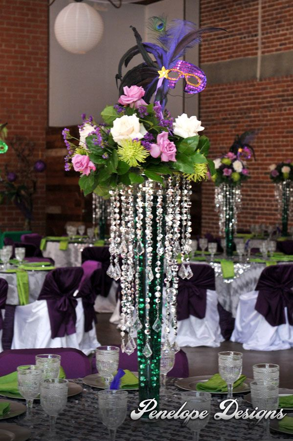 Quinceanera centerpiece sweet pinterest