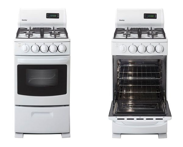 Smallest Electric Stove And Oven ~ Top th stoves danby compact gas range in white tiny