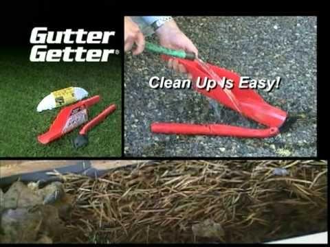 Gutter Getter Tools Make Gutter Cleaning Easy Cleaning Gutters Gutter Gutter Cleaning Tool