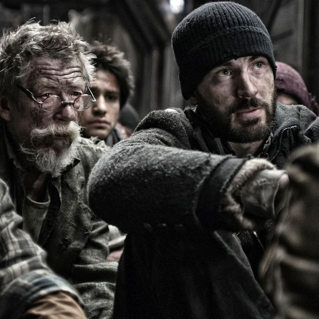 Snowpiercer is a dazzling sci-fi adventure with the heart of an art film. The premise fires on all cylinders.