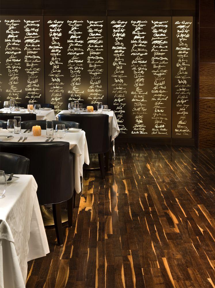 Yankee Stadium Restaurant, New York City by II BY IV DESIGN