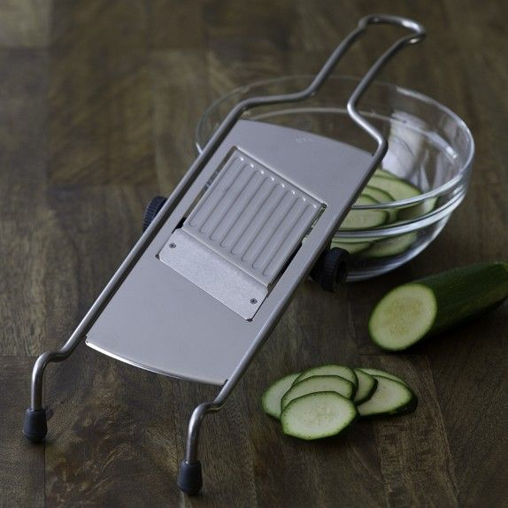 Rösle Large Adjustable Slicer   Williams-Sonoma   Cooking ...