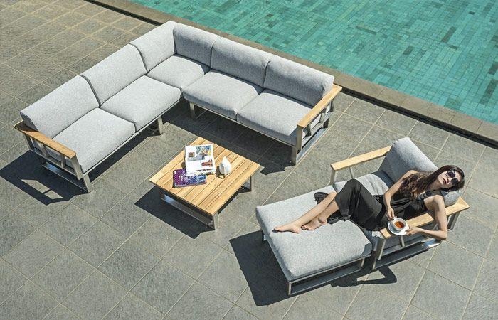 Belvedere Lounge von ZEBRA Möbel