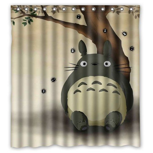 Fashion Press Flawless Gorgeous Creative My Neighbor Totoro Shower
