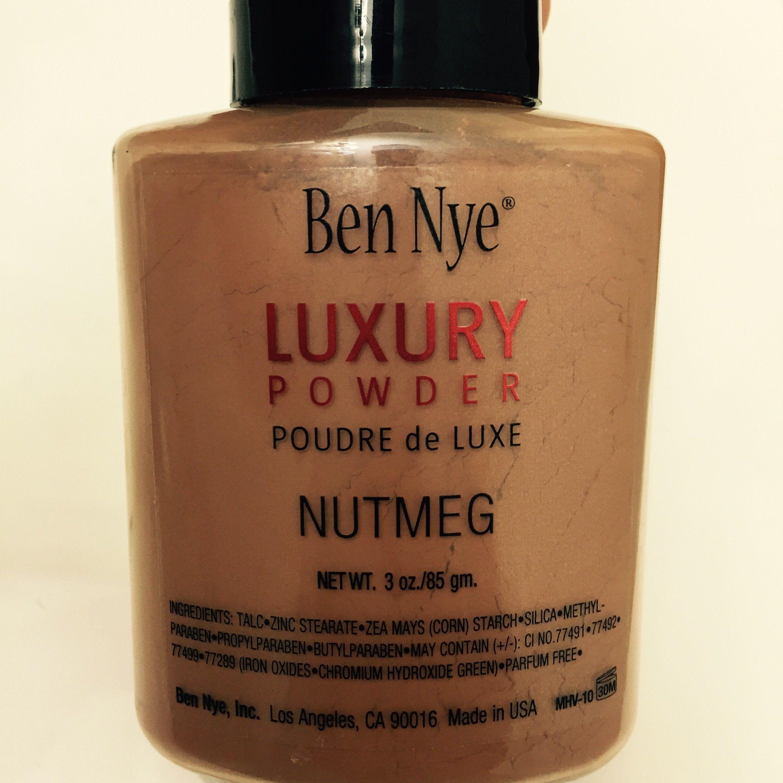 BEN NYE Nutmeg Luxury Face Powder 3 Oz. (With images