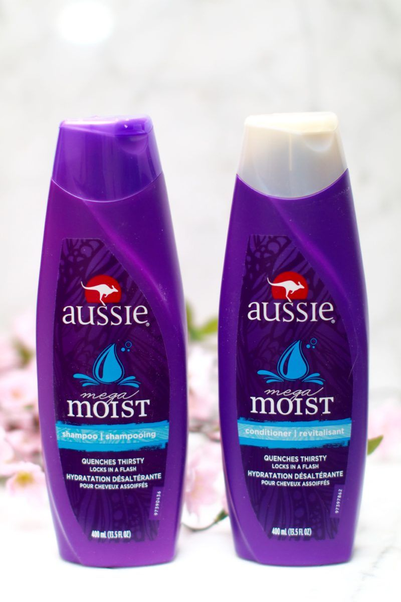 9007172d5d Aussie Moist Shampoo and Conditioner  sponsored  haircare  Aussie ...
