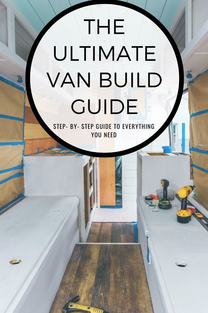 Photo of The ultimate van build guide to walk you through your conversion! #Build #Divine…