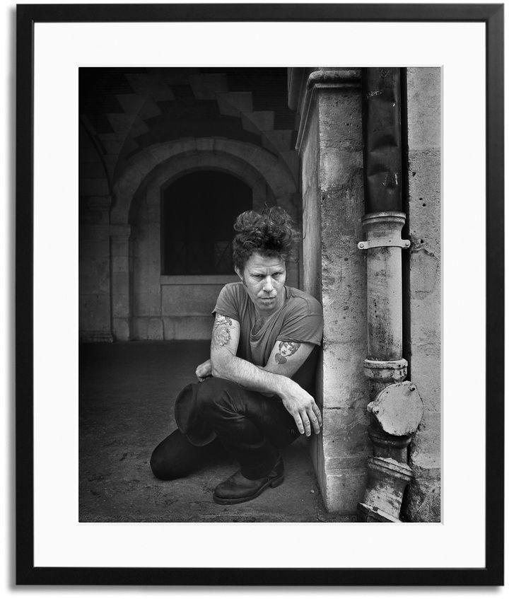 Tom Waits, Paris 1992 (Framed) | Products